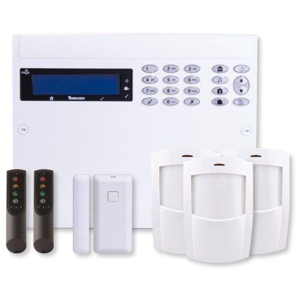 Home Alarm Installation - Wireless