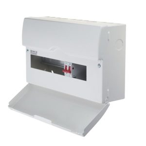 Parts: BG Consumer unit enclosure - 14 way
