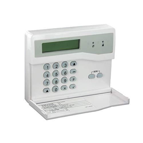 Alarm keypad installation