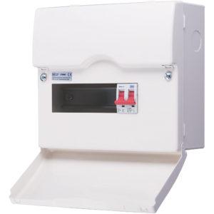 Parts: BG Consumer unit enclosure - 7 way