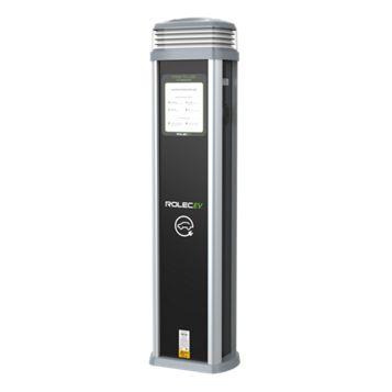 Rolec EVQR0121 Quantum EV Charging Pedestal, 2 x 32A