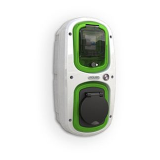 Rolec electric vehicle charging point