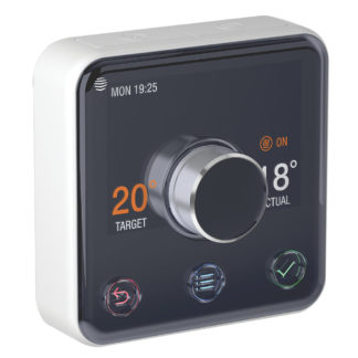 Heating: Boiler Timer Thermostat installation