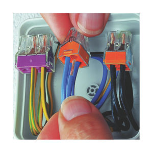 Consumer unit: circuit connection