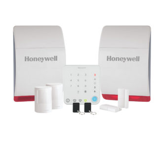Honeywell wireless alarm home kit