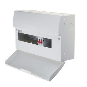 New Consumer Unit: Up to 11 -12 Circuits