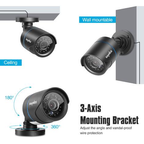 CCTV installation (ET8)