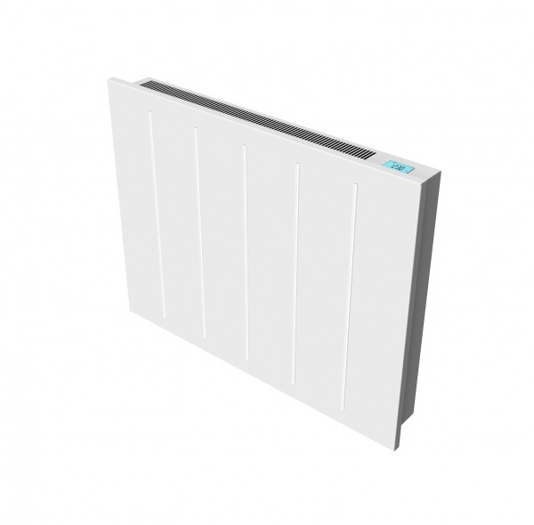 Heating: electric radiator installation