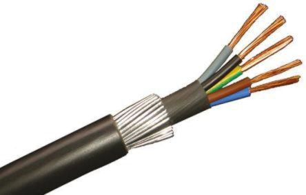 New circuits: Cable installation - SWA